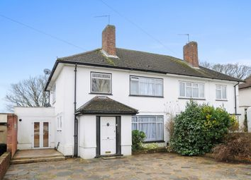 Thumbnail 3 bed semi-detached house to rent in Keswick Avenue, London
