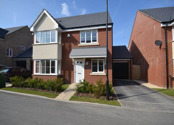 Thumbnail 4 bed detached house to rent in Chilton Field Way, Chilton, Didcot