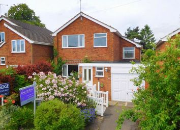 Thumbnail 3 bed detached house for sale in St. Chads Road, Eccleshall, Stafford