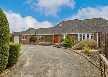 Thumbnail 3 bed detached bungalow for sale in Waverley Lane, Farnham, Surrey