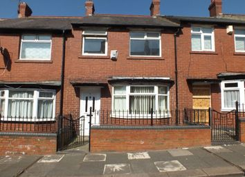 Thumbnail 3 bedroom property for sale in Hampstead Road, Benwell, Newcastle Upon Tyne