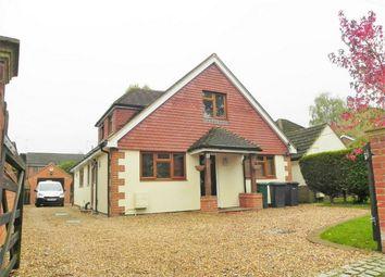 Thumbnail 3 bed detached house to rent in Station Road East, Ash Vale, Aldershot, Hampshire