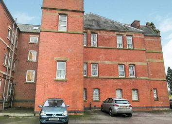 Thumbnail 1 bed flat for sale in Grosvenor Gate, Leicester