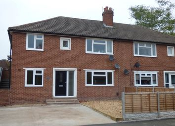 Thumbnail 2 bed flat to rent in Sutton Avenue, Fazeley, Tamworth