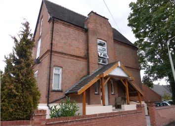 Thumbnail 1 bed flat to rent in Park Road, Loughborough