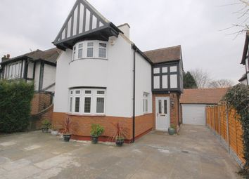 Thumbnail 3 bed detached house to rent in Crofton Road, Orpington
