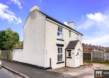 Thumbnail 3 bed detached house for sale in Old Fallow Road, Cannock