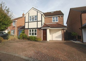 Thumbnail 5 bed detached house for sale in Arundel Way, Billericay, Essex
