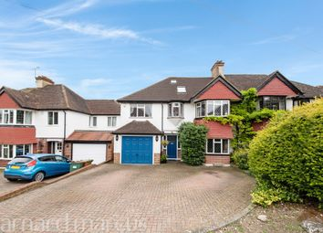 Thumbnail 5 bed semi-detached house for sale in Sunnymede Avenue, Carshalton