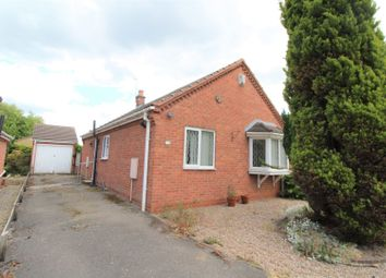 Thumbnail 2 bedroom detached bungalow for sale in Fuller Drive, Tapton, Chesterfield