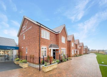 4 bed detached house for sale in Wheelwright Drive, Eccleshall, Stafford ST21