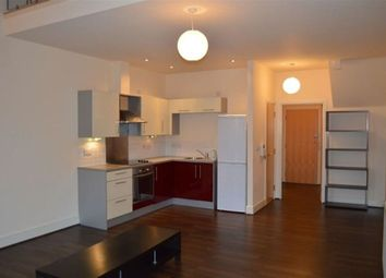 Thumbnail 1 bedroom property to rent in Westside Apartments, Bede Street, Leicester