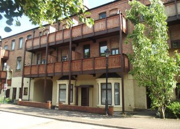 Thumbnail 1 bedroom flat for sale in The Bayley, Leen Court, Nottingham