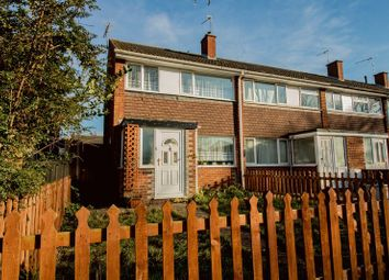 Thumbnail 3 bed end terrace house for sale in Celina Close, Bletchley, Buckinghamshire