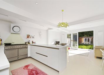 Thumbnail 5 bed terraced house for sale in Queensmill Road, London