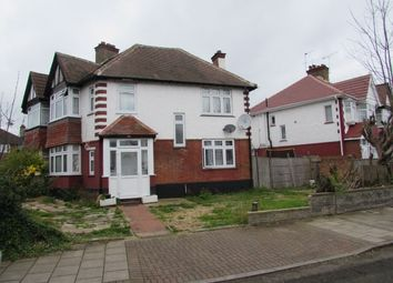 Thumbnail 4 bed semi-detached house for sale in St Johns Road, Wembley