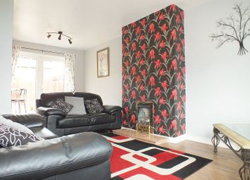 Thumbnail 2 bed semi-detached house to rent in Horton Avenue, Shiremoor, Newcastle Upon Tyne