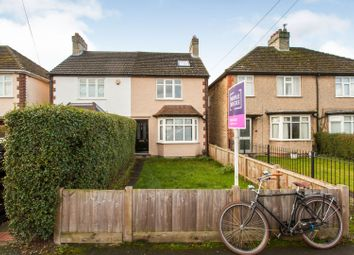 Thumbnail 4 bed semi-detached house for sale in Arbury Road, Cambridge