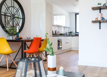 Thumbnail 1 bed duplex for sale in 499 - 509 High Road, Wembley, London