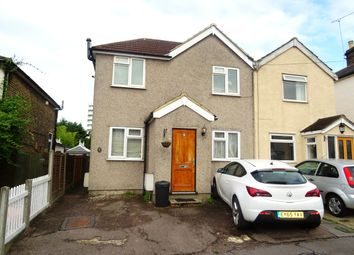 Thumbnail 1 bed flat to rent in Milton Road, Brentwood