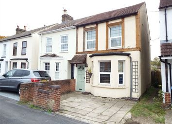 Thumbnail 2 bed semi-detached house for sale in Peabody Road, Farnborough, Hampshire