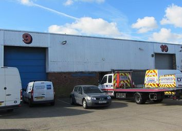 Thumbnail Light industrial to let in Unit 9 Crayside Industrial Estate, Thames Road, Crayford, Kent