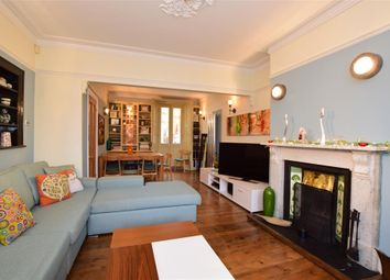Thumbnail 4 bed terraced house for sale in Southdown Avenue, Brighton, East Sussex