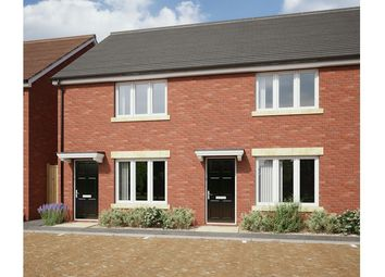 Thumbnail 1 bed end terrace house for sale in The Cornfield, Hardwicke Grange, Foxwhelp Way, Quedgeley, Gloucestershire