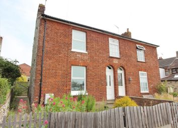 Thumbnail 3 bedroom property for sale in Church Road, Kessingland