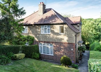 Thumbnail 3 bed semi-detached house for sale in Valley Road, Kenley