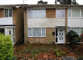 Thumbnail 3 bedroom semi-detached house to rent in Ash Close, Southampton