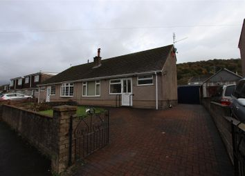 Thumbnail 3 bed semi-detached house for sale in Glyn Bedw, Llanbradach, Caerphilly