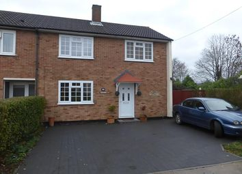 Thumbnail 3 bedroom end terrace house to rent in Normandy Crescent, Cowley, Oxford