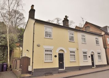 Thumbnail 2 bed terraced house to rent in Park Street, Hitchin