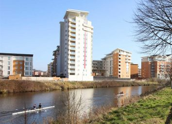 Thumbnail 1 bedroom flat to rent in Taliesin Court, Chandlery Way, Cardiff