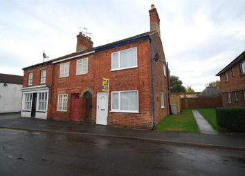 Thumbnail 2 bed terraced house for sale in St. John Street, Wainfleet, Skegness