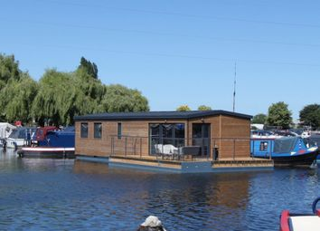 Thumbnail 2 bed property for sale in Sawley Marina, Long Eaton