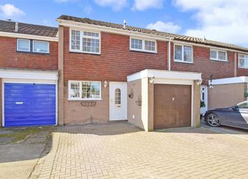 Thumbnail 3 bed terraced house for sale in Highview, Vigo, Meopham, Kent