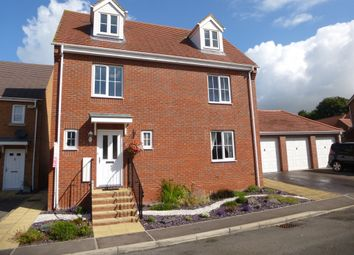 Thumbnail 5 bed detached house for sale in Whitechurch Close, Stone, Aylesbury