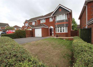 Thumbnail 4 bed detached house for sale in Azalea Drive, Trowbridge, Wiltshire
