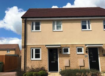 Thumbnail 2 bed semi-detached house to rent in Vauxhall Way, Dunstable