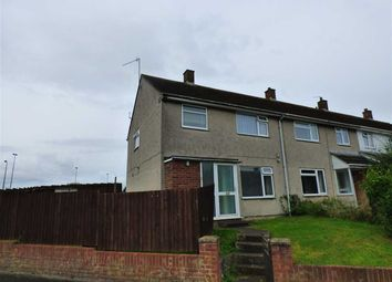 Thumbnail 3 bed end terrace house for sale in Western Avenue, Bulwark, Chepstow