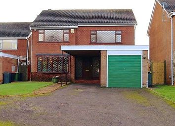 Thumbnail 4 bedroom detached house for sale in Farthing Lane, Curdworth, Sutton Coldfield, Warwickshire