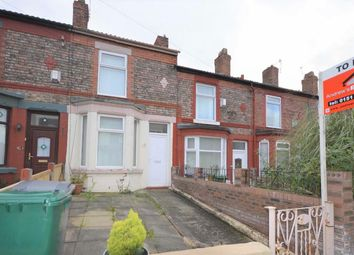 Thumbnail 2 bed terraced house to rent in Maybank Road, Tranmere, Birkenhead
