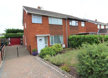 Thumbnail 3 bed semi-detached house for sale in Watts Dyke, Llay, Wrexham