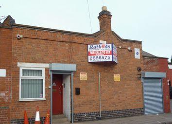 Thumbnail Warehouse to let in Halkin Street, Leicester