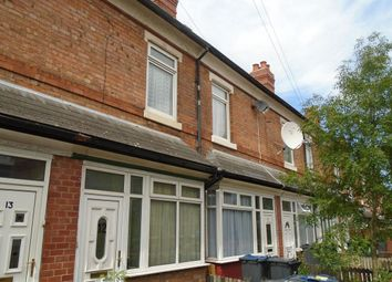 Thumbnail 3 bed property to rent in Ash Grove Clifton Road, Balsall Heath, Birmingham