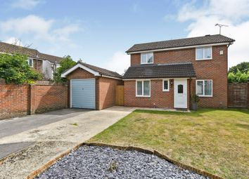 Thumbnail Detached house for sale in Meadowsweet, Waterlooville