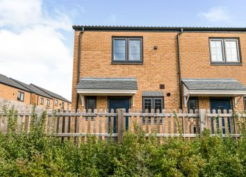 Thumbnail 2 bed end terrace house for sale in Orchid Close, Birmingham
