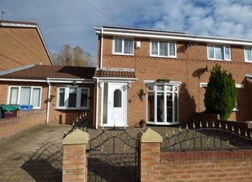 Thumbnail 3 bed semi-detached house for sale in William Roberts Avenue, Kirkby, Liverpool, Merseyside